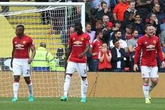 Video bàn thắng Watford 3-1 MU