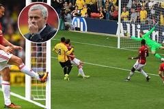 """Mourinho hết """"đặc biệt"""", MU thua trận thứ 3 liên tiếp"""