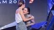 La Thanh Thanh khóc như mưa khi Thùy Trâm bị loại ở Next Top Model