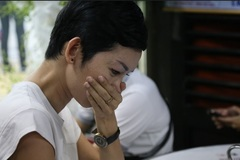Nghệ sĩ Việt đau buồn, phờ phạc dự đám tang Minh Thuận