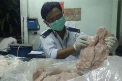 2 tấn vú heo Trung Quốc giấu trong căn biệt thự ở Sài Gòn