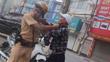 Hà Nội: CSGT bị thanh niên xăm trổ đánh tới tấp vào mặt
