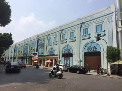 khách sạn gần Hồ Gươm, dự án khách sạn 22-32 Lê Thái Tổ, Công ty CP Intimex Việt Nam