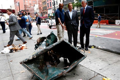 Mỹ rốt ráo truy tìm hung thủ vụ nổ ở New York
