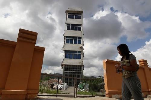 đô thị hóa, những ngôi nhà kì dị, khu đô thị Trung Quốc