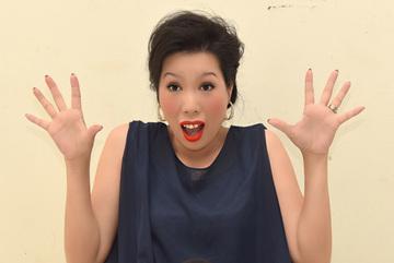 Á hậu Kim Chi gây choáng với hình ảnh xấu như Thị Nở