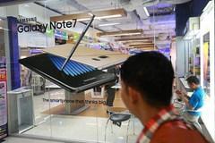 Galaxy Note 7 dính vụ kiện đầu tiên