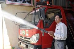 'Dị nhân' 5.000 tỷ gọi mưa xin chế xe chữa cháy 10.000 tỷ