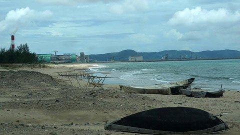 33.000 lao động ảnh hưởng vụ Formosa xả thải