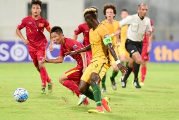 Ngược dòng không tưởng, U16 Việt Nam hạ U16 Australia