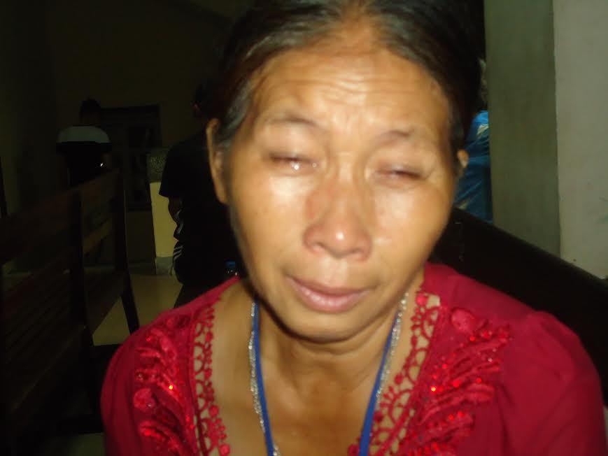Nỗi đau tận cùng của mẹ già khi 2 con trai bị tai nạn nguy kịch