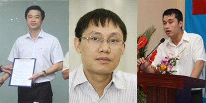 Trịnh Xuân Thanh, Vũ Đức Thuận, Trương Quốc Dũng, Nguyễn Mạnh Tiến, Phạm Tiến Đạt , Xây lắp dầu khí, PVC, thua lỗ