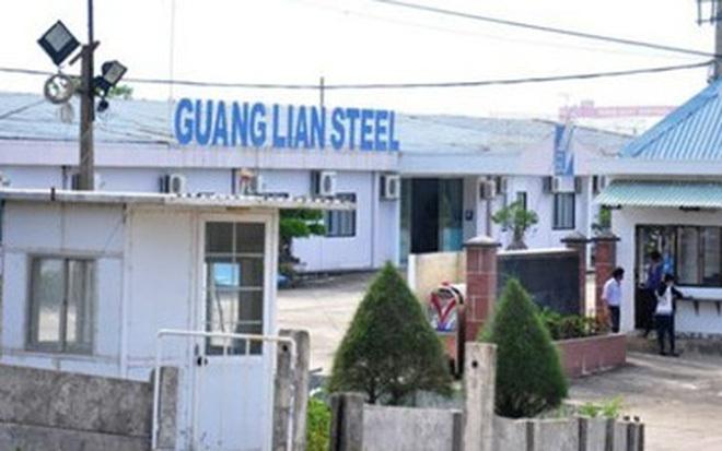 bỏ hoang, chậm tiến độ, Quảng Ngãi, thu hồi, siêu dự án, gang thép, làm thép, TNHH Guang Lian Steel, dự án, Lê Phước Vũ, Hoa Sen