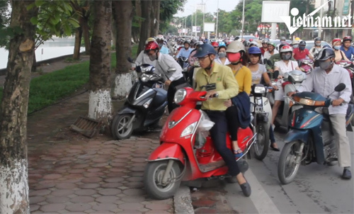 giao thông Hà Nội, điểm nóng