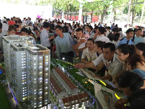 thị trường bất động sản, bất động sản cao cấp, kinh doanh bất động sản
