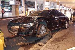 Tài xế siêu xe đón Hồ Ngọc Hà gây tai nạn hầu tòa