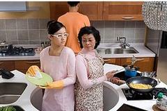 Tranh cãi chuyện ông chồng không biết nên bênh mẹ hay vợ đang bầu