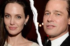 Angelina Jolie chính thức đệ đơn ly hôn Brad Pitt