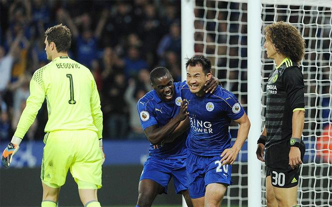 Leicester vs Chelsea, Chelsea, Leicester, Cúp liên đoàn Anh, Cesc Fabregas, Antonio Conte, Okazaki