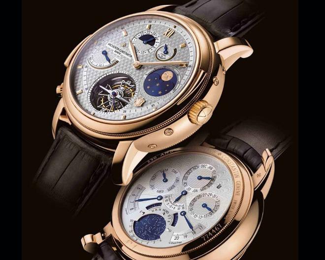 Chiếc đồng hồ 55 triệu USD: Đâu chỉ để xem giờ