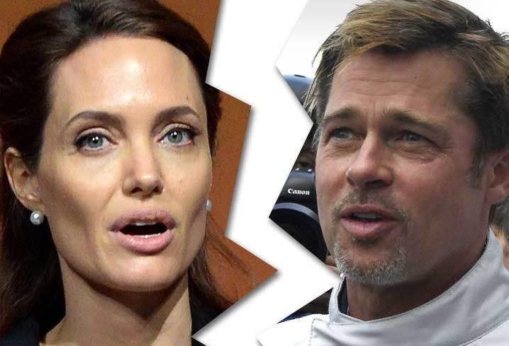 Liên Hợp Quốc,  Brangelina, ly hôn, Angelina Jolie, Brad Pitt