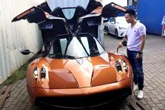 Đại gia Minh Nhựa khoe bộ ba siêu xe hơn 100 tỷ mới tậu