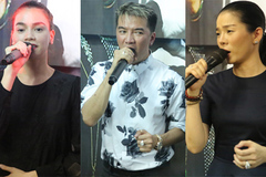 Show diễn Mr Đàm, Hà Hồ, Lệ Quyên sẽ không bao giờ quên
