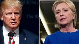 Trump 'tố' Hillary bắt chước