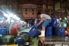 Cửu vạn nhí bán thân ở chợ đêm Sài thành