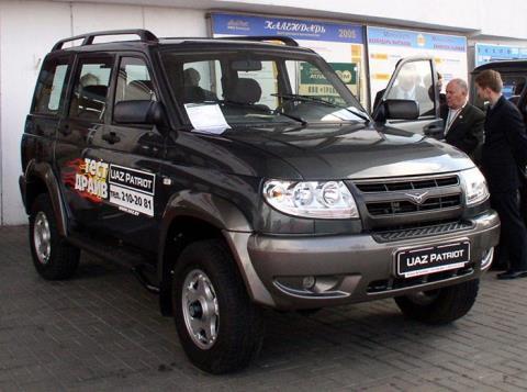 dòng xe UAZ, Việt Nam, Patriot, bán tải, Pickup, offroad Hunter, dòng xe thương mại, mua xe, xe Nga, U oát - Lada