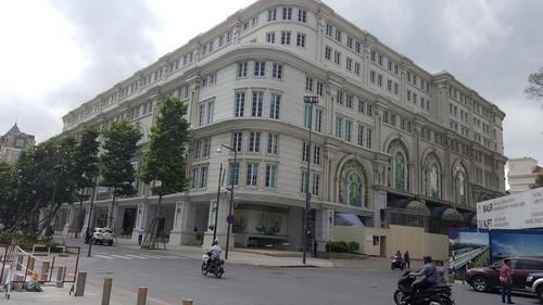 đại gia Trương Mỹ Lan, đất vàng Sài Gòn, Tập đoàn Vạn Thịnh Phát