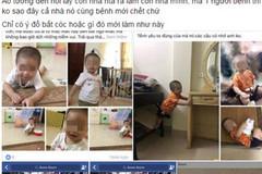 Đăng ảnh con lên facebook, mẹ Việt tá hỏa thấy người lạ nhận vơ
