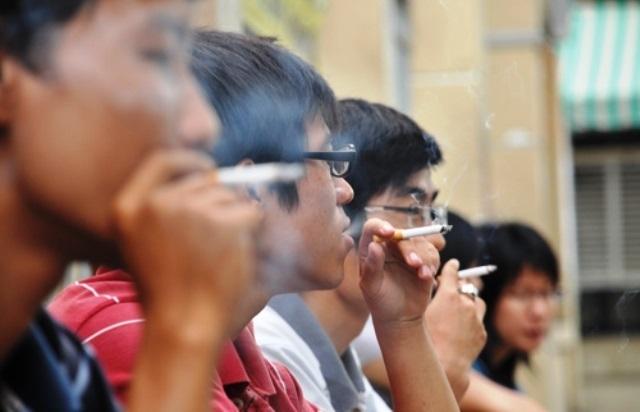 đột quỵ, hút thuốc lá, doanh nhân, chữa trị