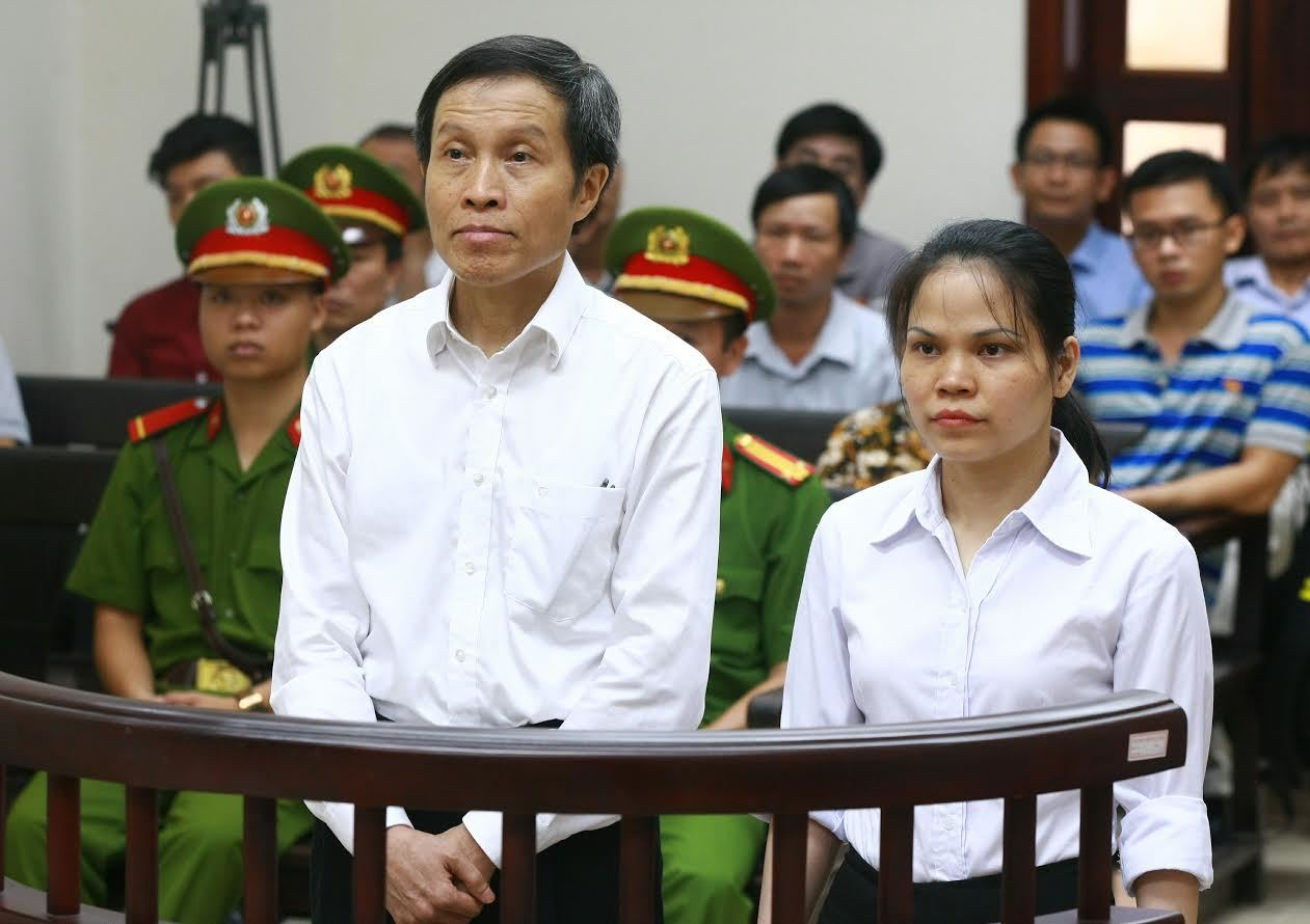 Y án sơ thẩm với blogger Ba Sàm