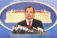 Người phát ngôn Bộ Ngoại giao nói về việc bắt Trịnh Xuân Thanh