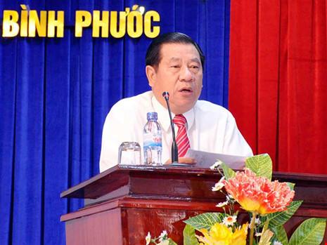 cựu Bí thư Tỉnh ủy Bình Phước, Nguyễn Tấn Hưng, bổ nhiệm con bí thư tỉnh ủy, người tài người nhà, con lãnh đạo làm lãnh đạo