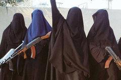 Của hồi môn 'chết chóc' cho cô dâu IS