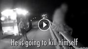 Màn thuyết phục đáng nể giải cứu người của cảnh sát Mỹ