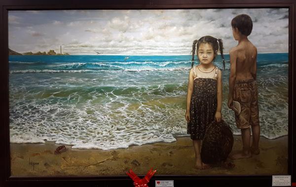 Mỹ thuật Việt Nam 2016 không có giải nhất