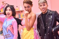 """Suni Hạ Linh, Mai Ngô, Mr.T kết hợp đầy ngọt ngào trong MV """"Mơ Trên Mây"""""""