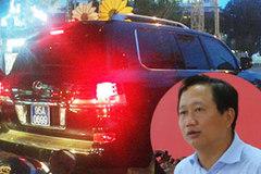 Kỷ luật một đại tá liên quan ông Trịnh Xuân Thanh