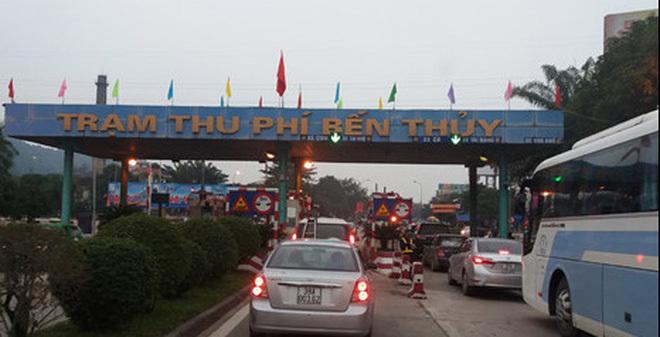 Hà Tĩnh – Nghệ An: Tranh cãi nhau về trạm thu phí BOT