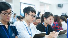 Dạy-học Y khoa kiểu mới với Giảng đường thông minh Samsung