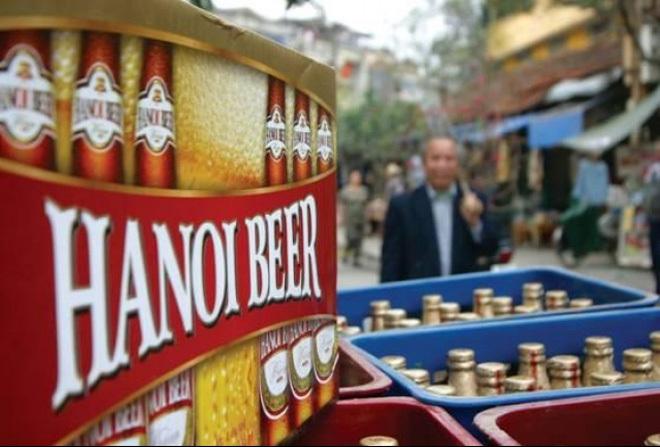 habeco, bia hà nội, vodka xanh, <a  style='color:rgba(0,0,0,.8)' href='/doi-song-tieu-dung/thuong-hieu'>thương hiệu</a>, thoái vốn, thâu tóm, M&A, cổ phần hóa