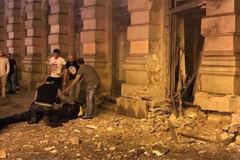 Nổ kinh hoàng ở Hungary, thương vong lớn