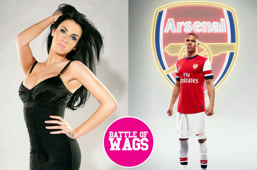 Thắng tưng bừng, Arsenal được siêu mẫu 'bung lụa' chúc mừng