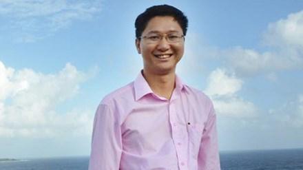 bí thư trẻ nhất, bí thư huyện ủy Lý Sơn, bí thư Lý Sơn, con ông cháu cha, Quảng Ngãi