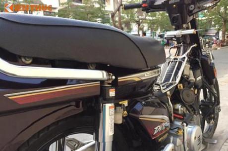 """Xôn xao: Honda Dream biển """"ngũ quý 0"""" giá 150 triệu"""