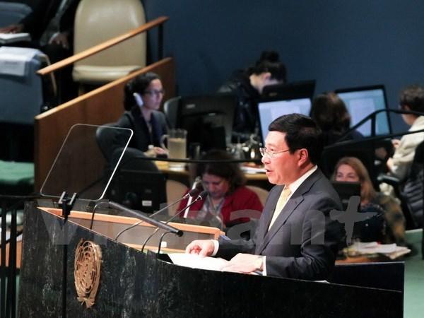 VN ứng cử làm thành viên HĐBA nhiệm kỳ 2020-2021