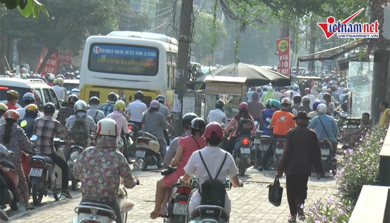 giao thông Hà Nội, long đong đường hà nội, nhức nhối giao thông hà nội, đường hà nội tắc
